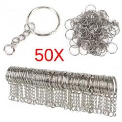 50 unidades de anillas con...