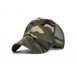 Gorra de camuflaje militar...