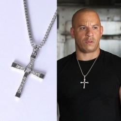 Colgante cruz toretto a...